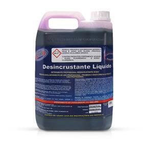 7232cdcb0 Imagem - Desincrustante Líquido LIMPA BAÚ - 5 litros - Detersid cód   DET-LB21