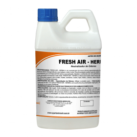 Imagem - Fresh Air HERBAL Eliminador de Odores - 2 Litros - Spartan - SPA-FAIRH2
